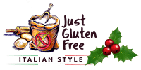 Just Gluten Free Mobile Logo