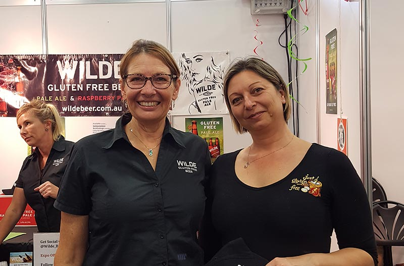 Narelle Gordon from Wilde Beer