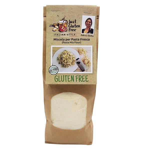 Pasta mix flour