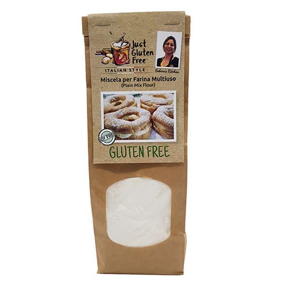 Plain Flour Mix