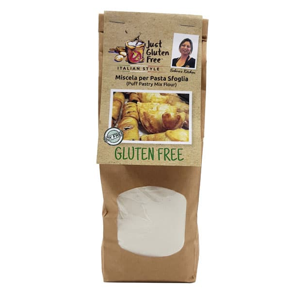 Gluten Free Puff Pastry Mix Flour