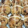 Hot Cross Buns (Sultana) 6pcs FROZEN